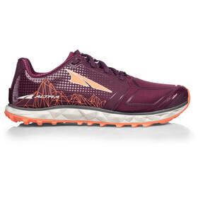 Altra Superior 4 Running Shoes Women Plum